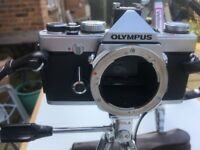 olympus om1n camera plus lenses
