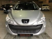09 PLATE - 2009 - Peugeot 308 SW 1.6 HDi FAP SE 5dr