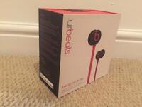 Beats - UrBeats New Box & Accessories ONLY