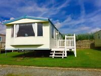 3 bedroom static caravan for sale east yorkshire coast holiday park withernsea sands near hornsea.