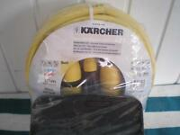 KARCHER HOSE WALL BRACKET AND FITTINGS