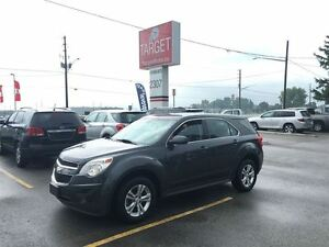 2010 Chevrolet Equinox LS, 4 Cyl Great on Gas, Runs Great Very C London Ontario image 1