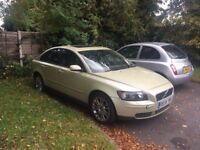 Volvo S40 SE D - solid, reliable workhorse with Tax and MOT