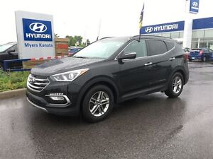 2017 Hyundai Santa Fe Sport 2.4 SE PANORAMIC SUNROOF LEATHER HEA