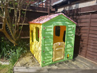 KIDS GARDEN PLAY HOUSE COTTAGE