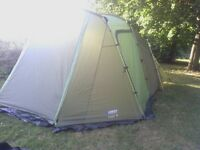 urban escape 5 person tent. nice large family tent. used twice, expensive new. please read listing.