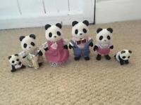 Sylvanian Families Panda