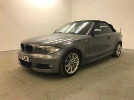 BMW 1 SERIES 2012 11D M Sport Step Auto 2dr