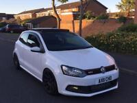 VW POLO GTI 1.4 DSG 2011 PAN ROOF 250BHP px welcome
