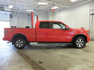 2014 Ford F-150 FX4 CREW CAB ECOBOOST MAGS LWB West Island Greater Montréal image 4