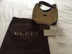 Gucci Bag - authentic- with all the certificates and receipt