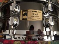 Mapex Black Panther 14x5.5 Snare Drum (Die cast rims)