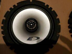 ALPINE - 2 way Speaker System