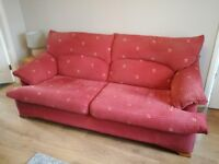3-1-1 Red Suite. Good condition.