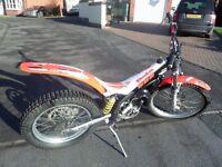 beta 80cc motor bike