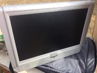 Sonx 17 inch LCD portable tv