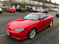 2005 Hyundai Coupe 2.0 SE (Only 58k Miles)