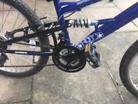 Apollo Sandstorm boys mountain bike