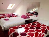 Bed in a triple shared room - near to the tube, all bills included, clean and nice house