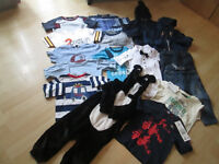 BABY BOYS CLOTHES (50 ITEMS)