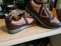 Armani shoes. Size 9.