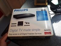 2x free view boxs and now tv box