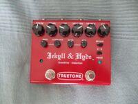 Truetone Jeckyll and Hyde pedal