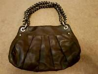Genuine Leather DKNY Bag