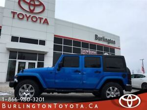 2014 Jeep WRANGLER UNLIMITED SAHARA TRAIL