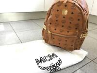 Genuine MCM Leather Bag (Authentic)