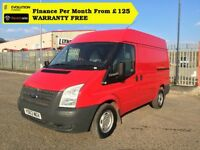 Ford Transit 2.2 280 High Roof / AIR CON,Cruise Control,125BHP, 1 Owner, S. History,1YR MOT,Warranty