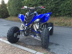 2008 Yamaha YFM700 Raptor Fully Road Legal Quad Bike