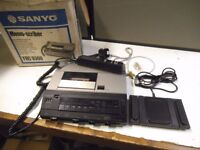 SANYO MEMO-SCRIBER TRC 9300 NEW