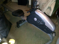 Carl Saar Rowing Machine