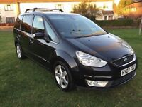 2007 FORD GALAXY GHIA diesel 1.8 TDCi,125 bhp 6 SPEED,7 SEATER, MPV,ESTATE,like vw,vauxhall,renault