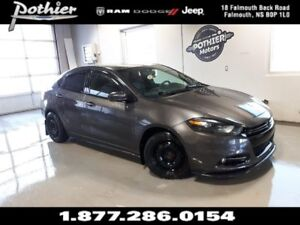 2015 Dodge Dart GT | MANUAL | LEATHER | 8.4 TOUCHSCREEN |