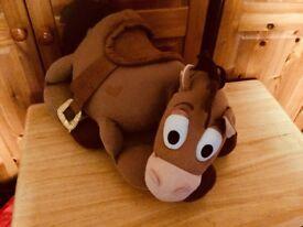 Disney store Toy Story Bullseye plush.