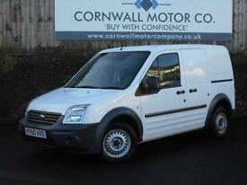 FORD TRANSIT CONNECT 1.8 T200 LR 1d 75 BHP RECENT SERVICE + NEW MOT (white) 2010