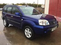 04 NISSAN X-TRAIL 2.2 DCI SE P/EX WELCOME