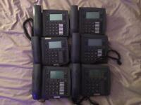 Office IP phones (Avaya brand)