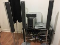 Sony surround sound home cinema