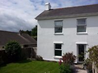 Spacious 2 double bedroom maisonette in perfect location, close to the beach and town, Hayle