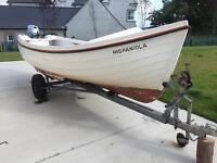 16' Orkney Longliner Fishing Boat