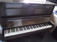 Crane and Sons Upright Piano FREE to anyone who can use it.