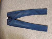 New mango jeans