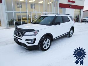 2016 Ford Explorer XLT 4WD w/Leather 2nd Row Bucket Seats