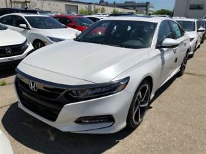 2018 Honda Accord Sedan 1.5T Sport-HS CVT