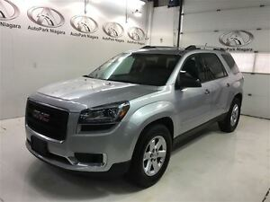 2016 GMC Acadia SLE/ AWD/ BLUETOOTH/ CARPROOF CLEAN