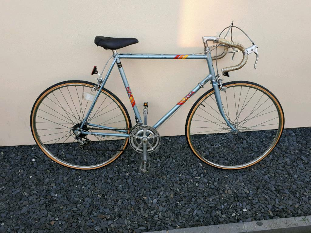 Vintage Racing Bicycle Bsa In Gloucestershire Gumtree