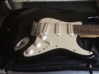 ELAVATION ELECTIC GUITAR WITH AMP